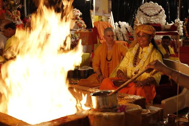 Sai Maa 108 Maha Yagya Day Two