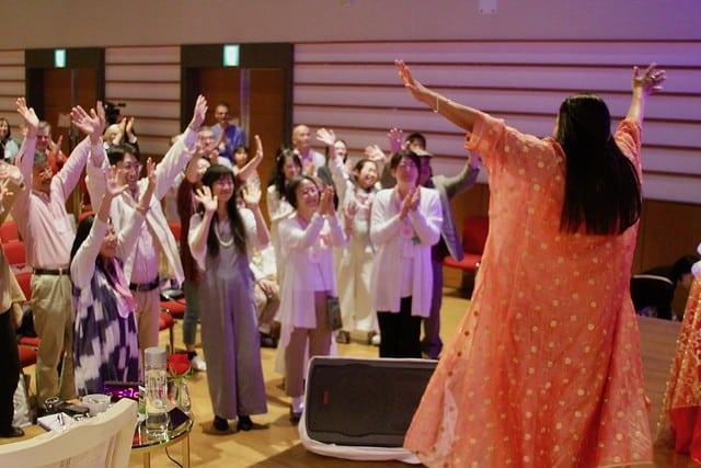 Tokyo Darshan & Nobility of Women April 2019