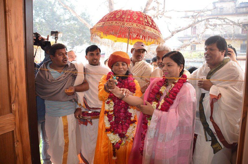 Shaktidhaam Ashram Celebration